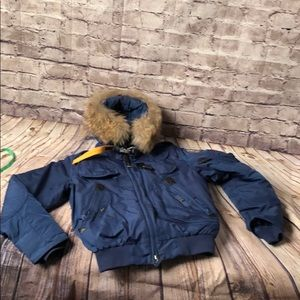 Parajumpers bomber jacket.